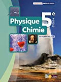 Physique Chimie 5e - Collection Regaud - Vento Manuel de l'élève  - Edition 2017