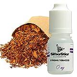E-Liquid / Tabak ***STRONG TOBACCO*** für E-Zigarette / E-Shisha (10 ml mit 0 mg Nikotin / nikotinfrei)