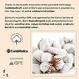 Dot Regular Tampons   Hypoallergene Tampons aus 100% Bio-Baumwolle, natürlich und bequem. (2 Packungen mit 16 Stück)