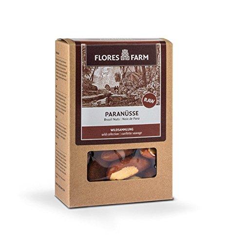 Flores Farm Bio Premium Bio Paranüsse (6 x 100 gr)