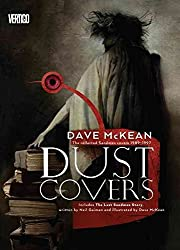 [Dust Covers: The Collected Sandman Covers] (By (artist)  Dave McKean , By (author)  Neil Gaiman) [published: December, 2014]