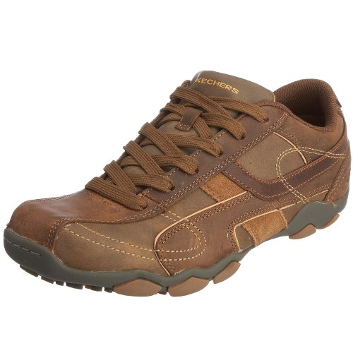 Skechers Diameter torino, Men's Outdoor shoes, Brown (Cdb), 7 UK (41 EU)