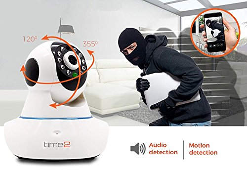 IP Camera dwelling security camera 720P WiFi Camera wireless Surveillance Security System Pan Tilt Night Vision remote tone go through Motion Detection 2WayAudio Alerts Pet Cam Supports 64GB UPGRADED Dome Cameras