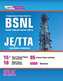 BSNL (JE/TTA) Recruitment Examination with 15+ Years Previous Papers with Solutions 2017 Edition
