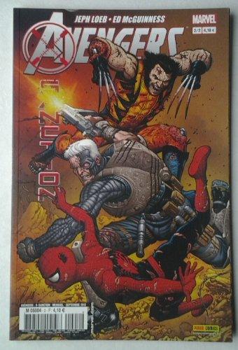 Avengers : x-sanction 2