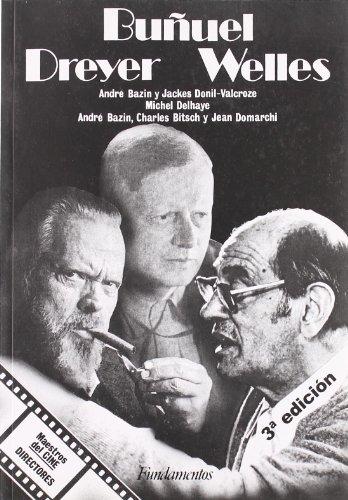 Descargar Libro Buñuel, Dreyer, Welles (Arte / Cine) de André Bazin