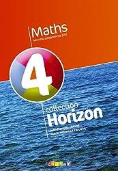 Horizon 4e - Manuel format compact