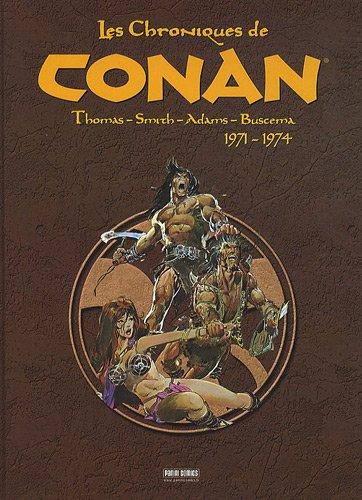 Les chronique de Conan T01 - 1971-1974