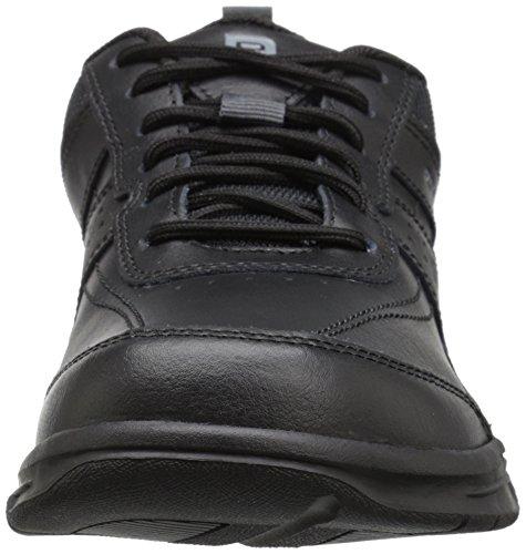 Rockport, Scarpe stringate uomo Black Leather