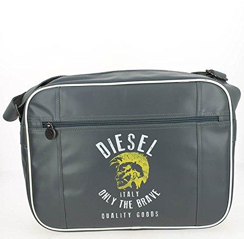 Diesel Borsa a spalla, Antracite (Grigio) - DJD25354