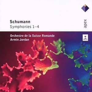 Symphonies N° 1-4