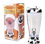 #9: Vishal Smart Mall Automatic Battery Operated Self Stirring Mug, 400 ml Instant Chocolate Milk Mixer – Cup, Mixer, Blender, Shaker