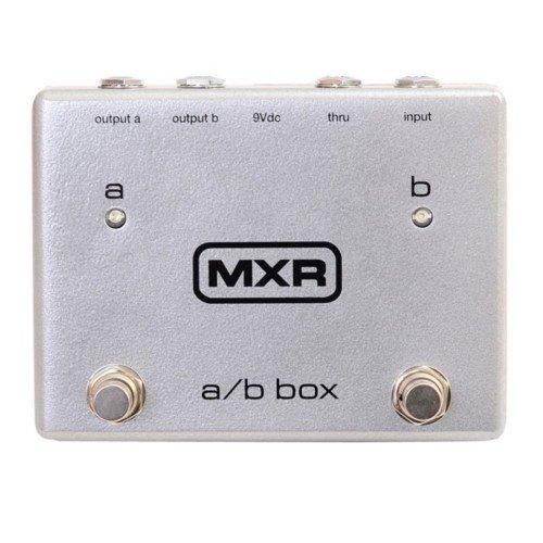 PEDALES EFECTO MXR   DUNLOP (M196) A B BOX