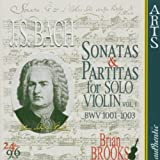 Bach: Sonatas & Partitas for Solo