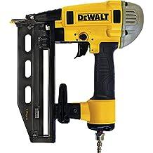 DeWalt DPN1664PP-XJ - Clavadora de Acabado 16Ga con punta de precisión para clavos de 1,35-1,6mm diámetro y 25-64mm largo