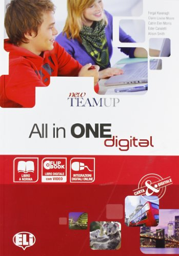 New team up. All in one digital. Workbooks-Exam buster-Flipbooks. Per le Scuole superiori. Con e-book. Con espansione online