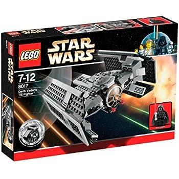 LEGO 75082 Star Wars TIE Advanced Prototype Playset: Amazon.co.uk ...