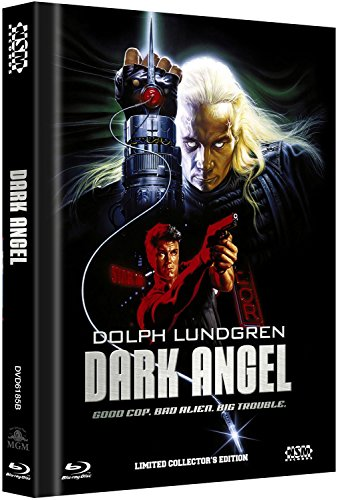 Bild von Dark Angel - uncut (Blu-Ray+DVD) auf 999 limitiertes Mediabook Cover B [Limited Collector's Edition]