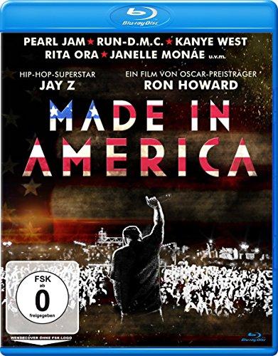 Made in America [Blu-ray] (Z Videos Jay Music)