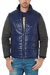 Peter England Blue Regular Fit Jackets_EJK51400214_M