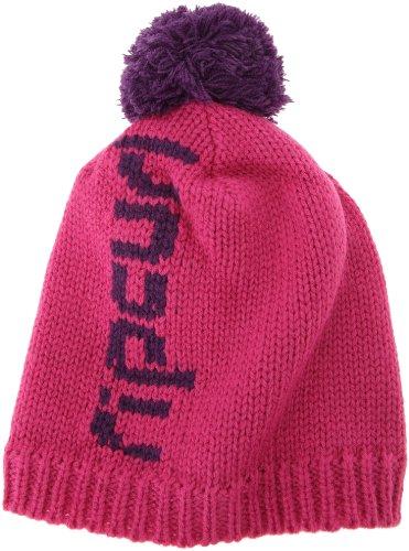 Rip Curl - Scan, berretto da ragazza, rosa (Fucsia), Taglia