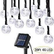 60LED Globe String Lights