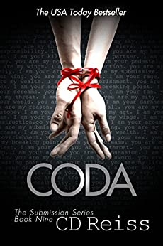 Coda (Songs of Submission Book 9) by [Reiss, CD]
