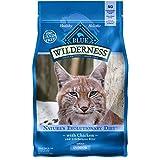 Blue Buffalo Wilderness Intérieur Cat Sac à nourriture, 2,3kilogram.
