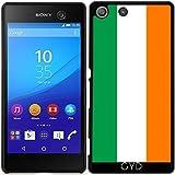 Funda para Sony Xperia M5 - Bandera De Irlanda, Auténtico by BruceStanfieldArtist