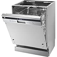 Kaff KDW BIN 60 Intra | Built-in Dishwasher | 14 Place Setting | Three Stage Filtration Systems | Memory Function