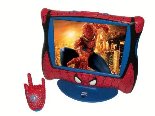 Preisvergleich Produktbild Lexibook LCD1SP - Spider-Man LCD-TV (38 cm (15 Zoll))