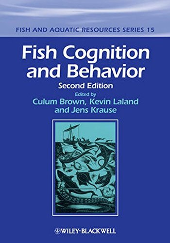 Fish Cognition and Behavior (Fish and Aquatic Resources) by Culum Brown (2011-08-05)