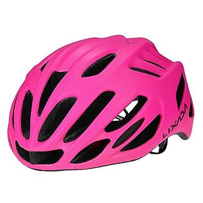 Lixada Cycle Helmet, Bicycle Helmet Mountain Bike Helmet 32 Vents Cycling Helmet Lightweight Sports Safety Protective Comfortable Adjustable Helmet for Men/Women from Lixada