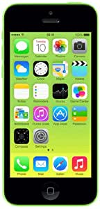 Apple iPhone 5c 16GB Green SIM-Free Smartphone - Genuine UK Stock, Unlocked for All Networks (discontinued by manufacturer)