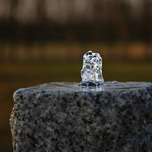 LED Ring weiß für Springbrunnen Beleuchtung Quellstein Teich Teichbeleuchtung weiss