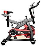 #7: Leeway Spin Bike| Exercise Fitness Spinning Bike| Spine Fitness Equipment| Exercise Cycle For Home Gym| Indoor Cycle| Trainer Fitness Bike| Gym Bike (Imported)