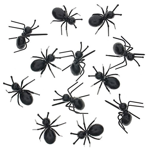 Teabelle 12Niedliche Ameisen Design Lebensmittel Fruit Picks Gabeln Lunchbox Zubehör Decor Werkzeug