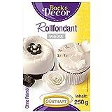 Espalda guenthart - & decoración pasta de azúcar blanca - 250 G