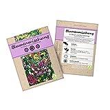 Colour-Bags Home & Living Blumenmischung für Bienen und Schmetterlinge 2,0 g im Tütchen zum selber aussäen, Samen Saatgut gentechnikfrei - für DE ab EUR 29,00