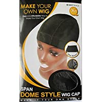 Dome wig cap