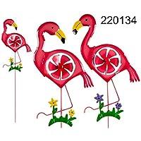 suchergebnis auf f r flamingo figuren statuen gartendeko garten. Black Bedroom Furniture Sets. Home Design Ideas