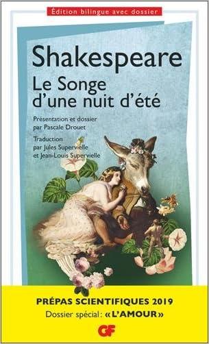 #10: Le Songe d'une nuit d'été, Shakespeare - Prépas scientifiques 2018-2019