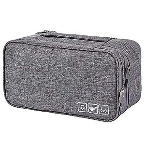 DUBENS Unterwäsche Aufbewahrungstasche, BH Aufbewahrung Waschtasche Organisator Tasche, Bra Bag, Sockentaschen…