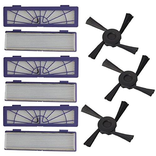 ularma-6pc-filtre-3pc-side-brosses-remplacement-pour-neato-botvac-70e-75-80-85
