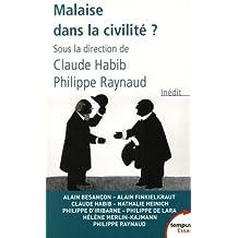 Malaise dans la civilité ?