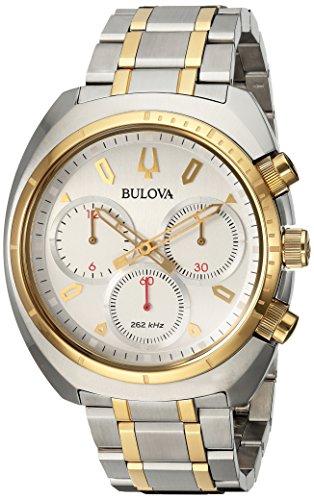 Bulova 98A157 Bulova Curv Analog Watch For Unisex