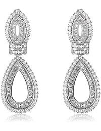 Shaze Dapper Drop Party Earrings For Womens | Earrings For Girls | Earrings For Girls Fancy Party Wear | Earrings...