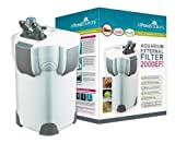 All Pond Solutions Aquarium External Fish Tank Filter 2000 Litre/ Hour Plus 9W