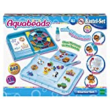 Aquabeads 31399 Starter Set Blau, Kinder Bastelset