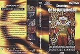 Secretos de la antigüedad: Sacrificios humanos [DVD]